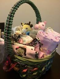 chagne gift basket a change gift basket for a baby girl diy