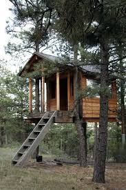 outdoor category diy treehouse for creative and refreshing