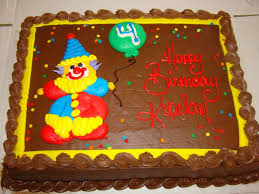 clown cake costco kopelan u0027s karnival pinterest clown cake