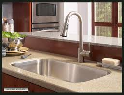 Kitchen Sinks And Faucets Designs Undermount Stainless Kitchen Sinks Caruba Info