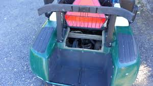 2002 ezgo gas golf cart governor adjustment 20 mph youtube