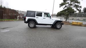 jeep rubicon white 2017 2017 jeep wrangler unlimited rubicon bright white clearcoat