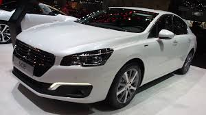 peugeot 508 iran jv to launch peugeot 508 financial tribune