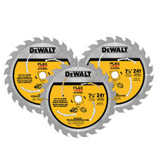 Circular Saw Blade For Laminate Flooring Diablo 7 1 4 In X 60 Tooth Fine Finish Saw Blade 2 Pack D0760r