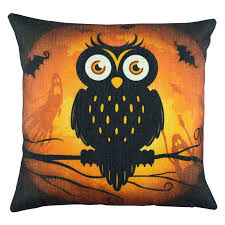 halloween messenger background spooky cool and fun halloween accent pillows xpressionportal
