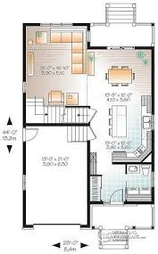 mezzanine floor plan house house plan w3878 detail from drummondhouseplans com