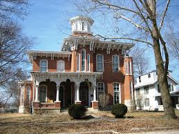 mount pleasant ia italianate house army arch flickr