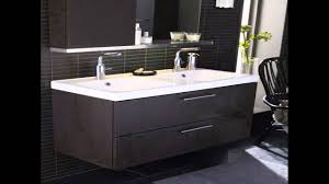 grey lacquer ikea vanity design ideas remodel pictures houzz