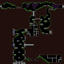 Metroid Map Super Metroid Hack Name Will Be Thought Of Later P