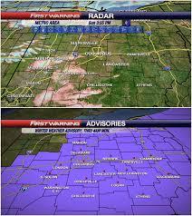 Ohio Radar Map by Stuck In The Buckosphere 2013