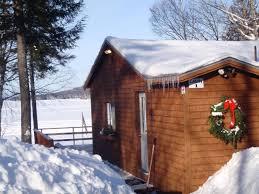 getaways lakeside cabin specials the cozy moose