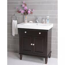 18 Inch Deep Bathroom Vanity Canada by Narrow Bathroom Vanities Glamorous Narrow Depth Bathroom Vanity