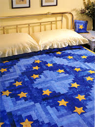 Starry Night Comforter Quirky Question Quickest Quilt Ever Stitch This The