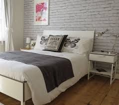 Wallpaper For Bedroom Walls The 25 Best Brick Wallpaper Bedroom Ideas On Pinterest Brick