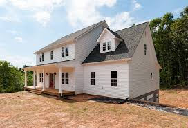 What Is A Rambler Style Home Home Building Cost Richmond Va Custom Homes Hanover Va Blue