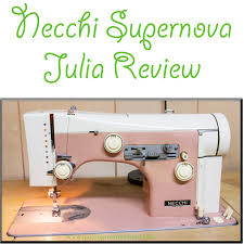 necchi supernova julia demo and review the quilting room with mel