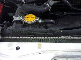 busted radiator or radiator hose nissan xterra forum