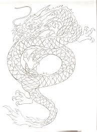 asian dragon tattoo design by nehemya on deviantart