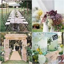 Wedding Ideas For Backyard Simple Outdoor Wedding Decorations Ideas Gallery Of Backyard
