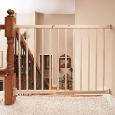 Baby Gate For Bottom Of Stairs Banisters Baby Gates Lucie U0027s List