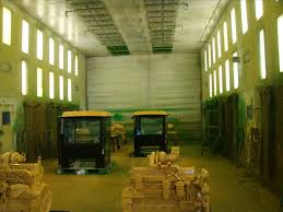 spray booths and ovens blast u0026 wash systems