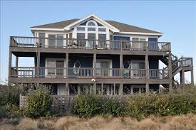 house vacation rental in carova beach so secluded you need 4wd to