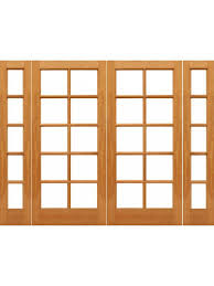 15 light french door 10 lite interior french door with 5 lite sidelights interior
