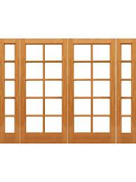 5 light interior door 10 lite interior french door with 5 lite sidelights interior