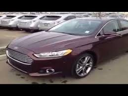 2013 ford fusion titanium ecoboost pre owned 2013 ford fusion titanium ecoboost