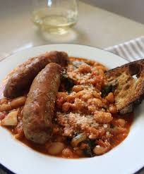 Sausage Of The Month Club Sweet Italian Sausages With Braised White Beans And Kale U2013 Lidey U0027s