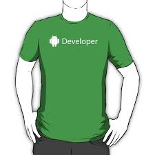 developer android android stickers and t shirts devstickers