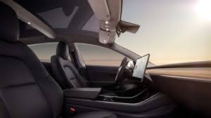 new owners of model 3 say tesla swapped premium interior materials