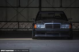 dtm aspirations the clever 190e 2 3 16 speedhunters