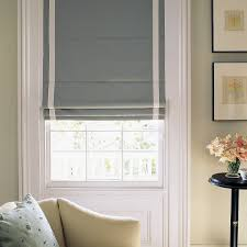 Blackout Cordless Roman Shades Make Your Own Roman Shades Martha Stewart