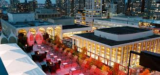 Roof Top Bars In Nyc Official Site Of The Empire Hotel Lincoln Center Upper West Side