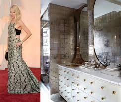 Powder Room Clothing 9 Oscars Gowns And Their Designer Room Doppelgängers Porch Advice