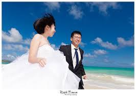 Oahu Photographers Oahu Wedding Photographers Jinyan By Right Frame