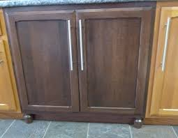 Birch Cabinets Waterloo Iowa by Furniture Cozy Bertch Cabinets With Wooden Flooring And Gray