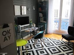 tapisserie bureau un bureau moderne propice à la concentration design d intérieur