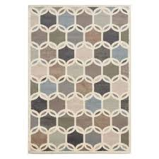 Coral Colored Area Rugs by Multicolored Area Rugs Target