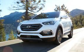 hyundai santa fe sport price in india hyundai unveils 2017 santa fe at chicago auto india launch