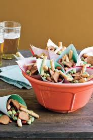 Halloween Snack Mix Recipes Quick And Easy Apps To Serve At Your Last Minute Golden Globes