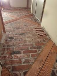 farmhouse floors 1900 farmhouse kitchen floor bricks and wood great design