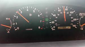 trac off and check engine light toyota reset sensors on 2000 lexus es300 fixed overdrive not engaging