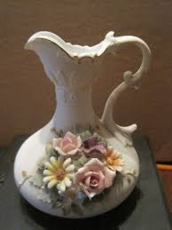 Capodimonte Vases Antique Capo Di Monte Antique Price Guide