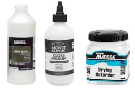 painting lessons art supplies and materials for acrylic and oil