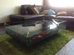 dining room table fish tank livingroom to keep fish tank in living room small put table place