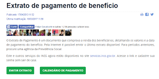 www previdencia gov br extrato de pagamento inss 2018 extrato de pagamento online consultar