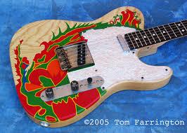 jimmy dragon tele replica telecaster guitar forum