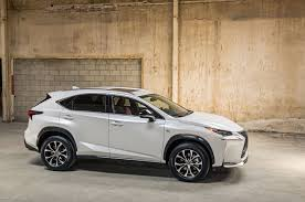 lexus small truck 2015 lexus nx 200t revealed at beijing auto show automobile magazine